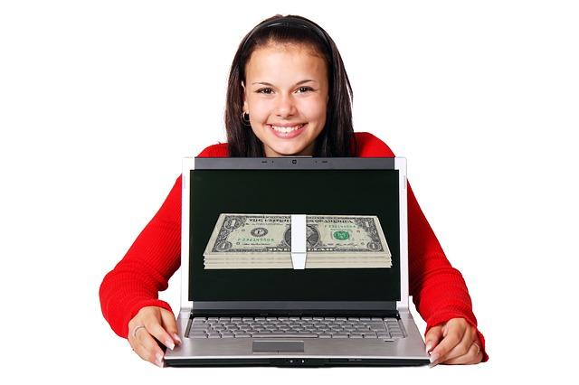 Possibile fare soldi da casa con l'online
