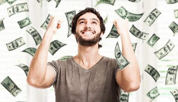 come diventare ricchi senza lavorare molto